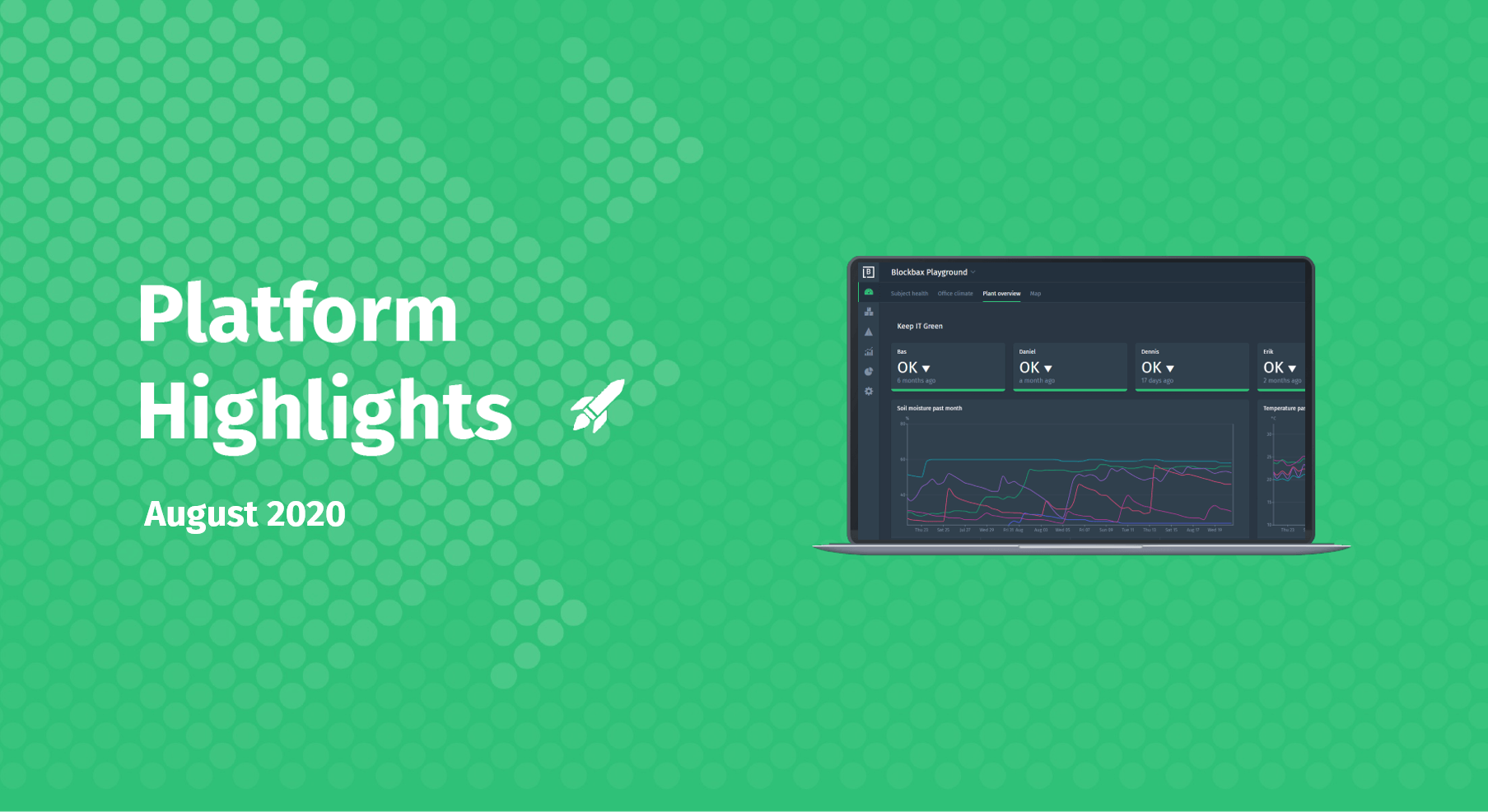 Platform highlights